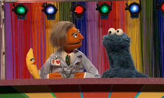 Dr. Ruster and Cookie Monster host the show Everything You Need To Know About a Healthy Breakfast. Sesame Street C is for Cooking