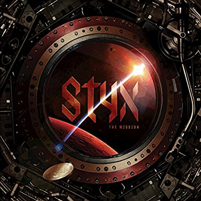 Styx - The Mission - Album Download, Itunes Cover, Official Cover, Album CD Cover Art, Tracklist