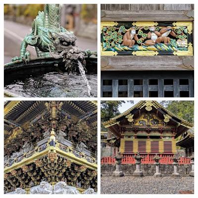 Springtime in Japan: day trip to Nikko