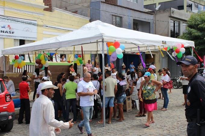 """Secretaria de Saúde realizada o """"Carnaval da Saúde"""""""