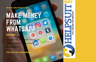 Make money from WhatsApp