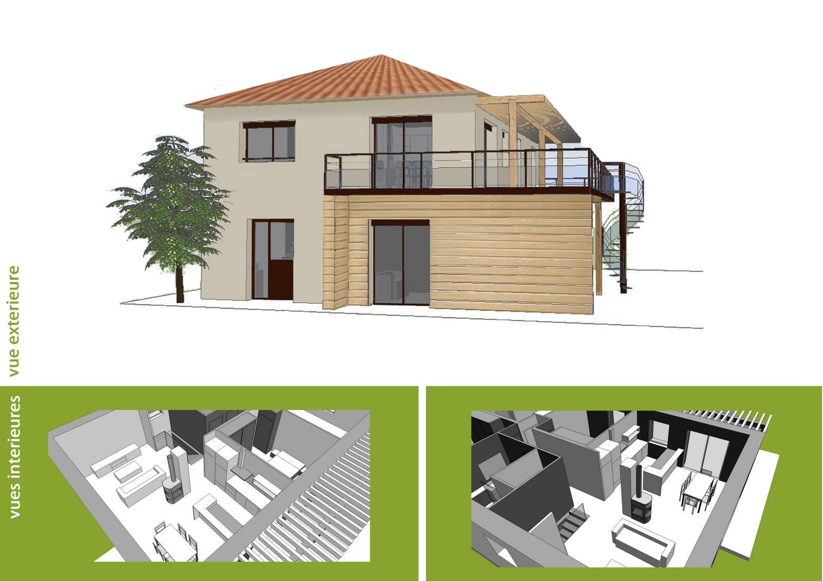 sonnerat architecture r novation. Black Bedroom Furniture Sets. Home Design Ideas