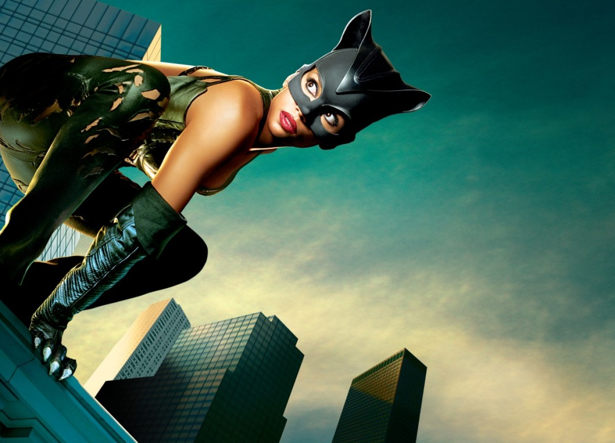 Celebrities, Movies and Games: Halle Berry as Catwoman ...