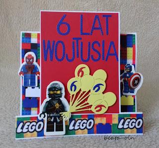 Dla pasjonata klocków Lego…
