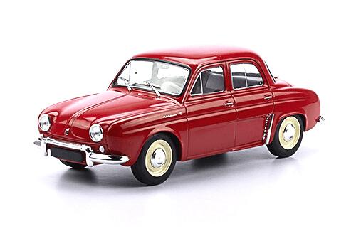 coleção carros inesquecíveis 1:24, coleção carros inesquecíveis 1:24 salvat, renault dauphine 1961, renault dauphine 1:24