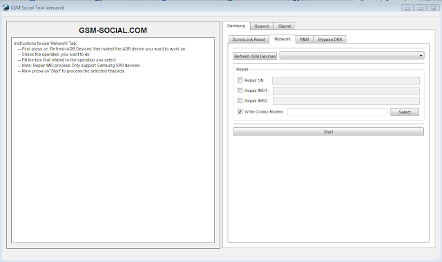 GSM-SOCIAL TOOL VER 6 FREE DOWNLOAD TOOL