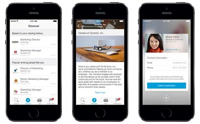 top useful mobile apps worth downloading linkedin application