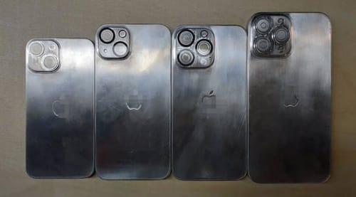iPhone 13 leaks give us a look at the next Apple phones