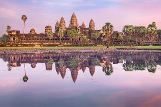 1. Angkor Wat