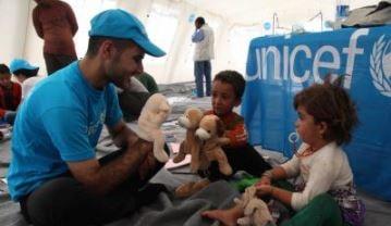 Magang di UNICEF