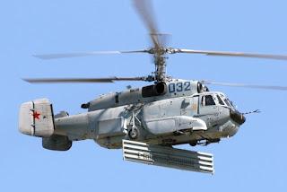 Helikopter Kamov KA-31 AEW