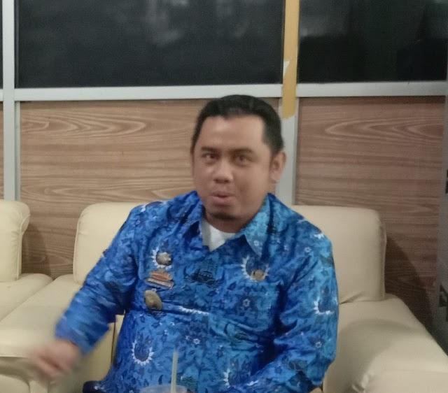 Ini Penjelasan Kabag Tapem Tanggamus(Syarip Zulkarnai) Pemilihan PILKAKON Serentak Di Tanggamus.