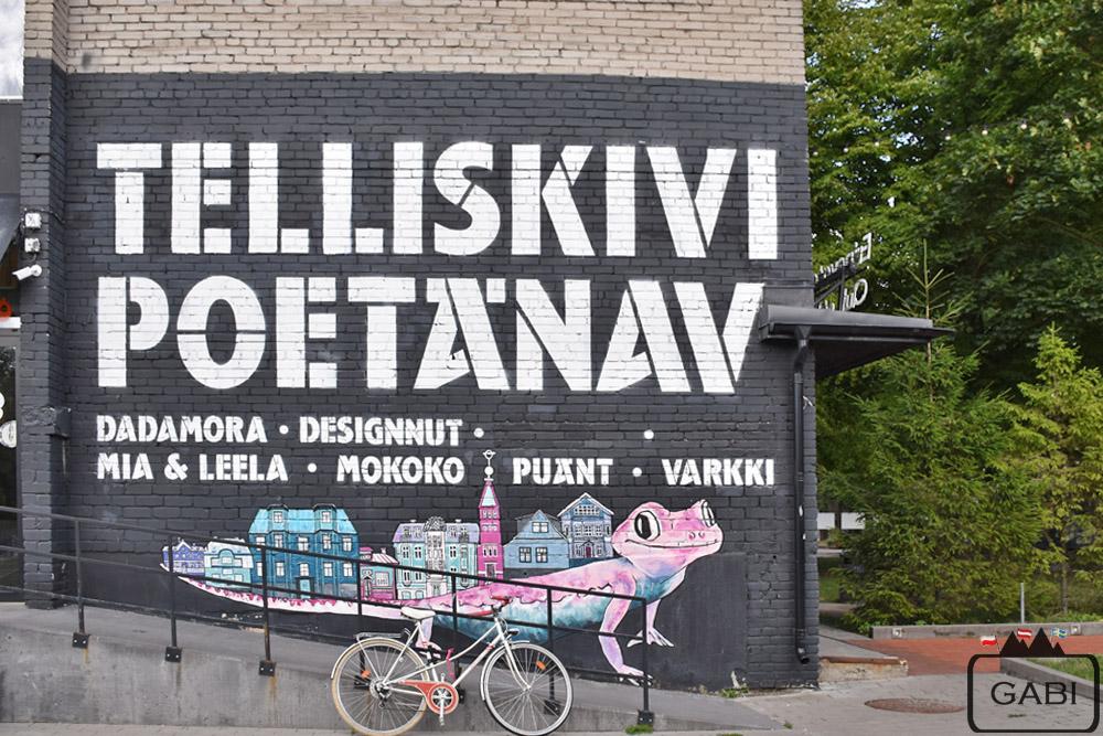 tallin sztuka uliczna
