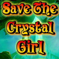 WowEscape Save The Crystal Girl