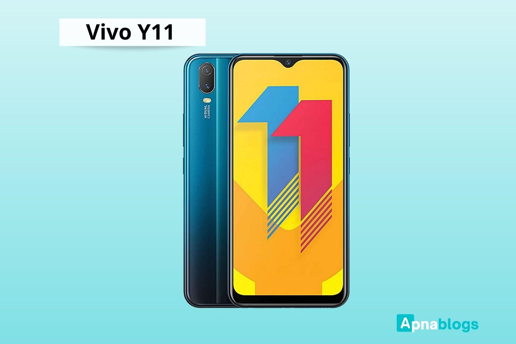 Vivo Y11