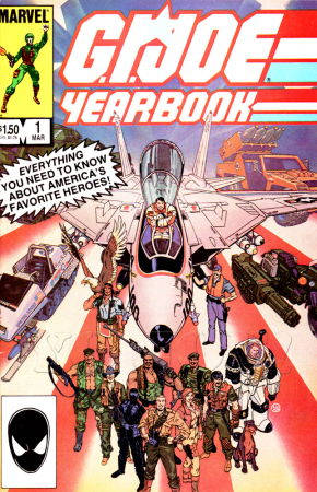 G.I. Joe Yearbook 1