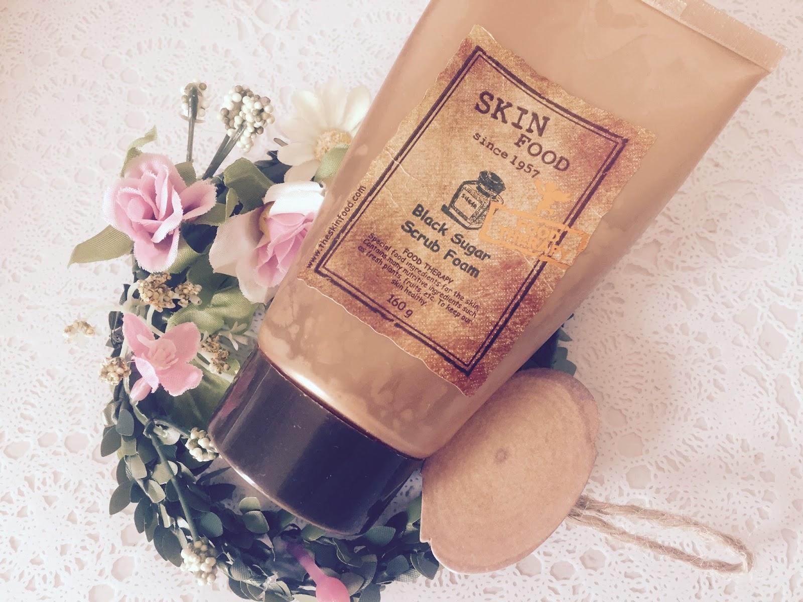 Black Sugar Perfect Scrub Foam by Skinfood #16