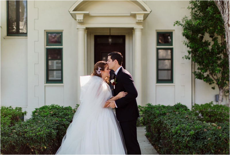 Orange County Wedding Photographer | A Winter Romance Styled Shoot