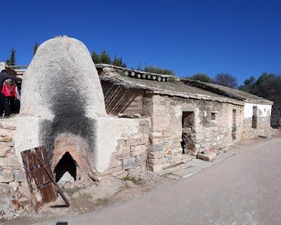 Horno y Viviendas, Yacimiento del Cerro de la Cruz, Almedinilla