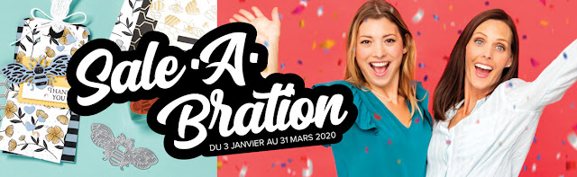 La promotion Sale-a-bration bat son plein! voyez la brochure!