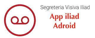 app iliad android per vedere giga residui minuti sms rimasti