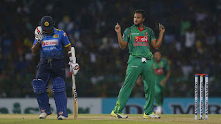 Sri Lanka vs Bangladesh 2nd T20I 2017 Highlights