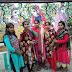मलयपुर थाने को थामे चार पिलर पर बनाया गया हिन्दू, मुस्लिम, सिख, ईसाई का प्रतीक