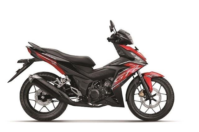 Honda Supra GTR Facelift 2019 Dirilis di Indonesia, Beda dengan Versi Vietnam. Harga dan Powernya Naik?