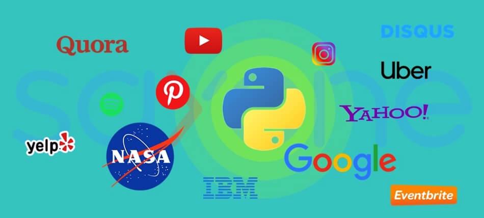 تطبيقات لغة بايثون