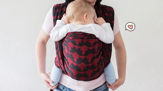 Macam-Macam Cara Menggendong Bayi