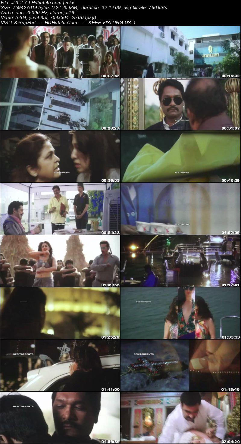 Julie 2 2017 Hindi Movie Pre-DVDRip x264 350MB Download