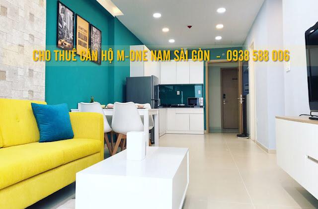 Cho thuê căn hộ M-One Nam Sài Gòn quận 7, giá rẻ cập nhật liên tục.