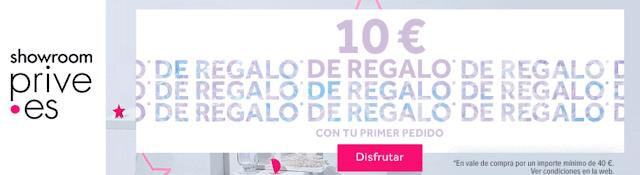 10€ de regalo