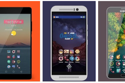 Download Antimo Icon Pack 1.4 Apk for android