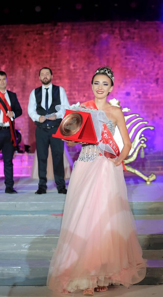 Alesia Çoku Miss Albania 2017, meet the 18-year-old beauty from Tirana