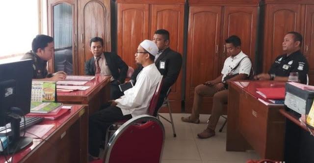 Eks Pentolan HTI Dijebloskan Penjara Kasus Ujaran Kebencian Terhadap Banser