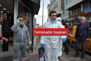 Terminatör başkan Faruk DEMİR coronavirüse savaş açtı