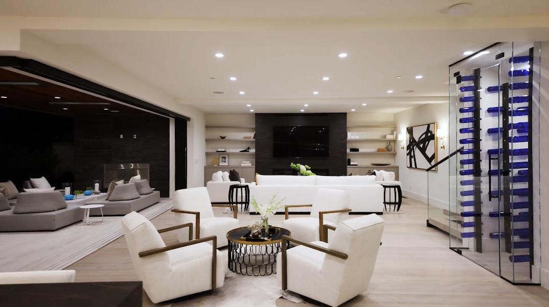 41 Interior Design Photos vs. 265 Evening Canyon Rd, Corona Del Mar, CA Ultra Luxury Contemporary House Tour