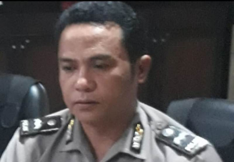 Aiptu Hadi Basthian Kapos KP3- pelabuhan ASDP telaga punggur-batam.