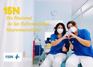 15 DE NOVIEMBRE, DÍA NACIONAL DE LAS ENFERMEDADES NEUROMUSCULARES.