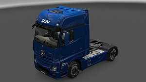 DSV Transport skin pack