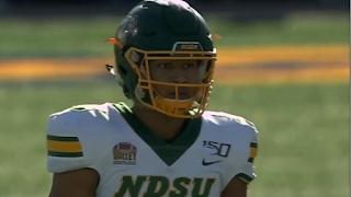 Trey lance bison college football