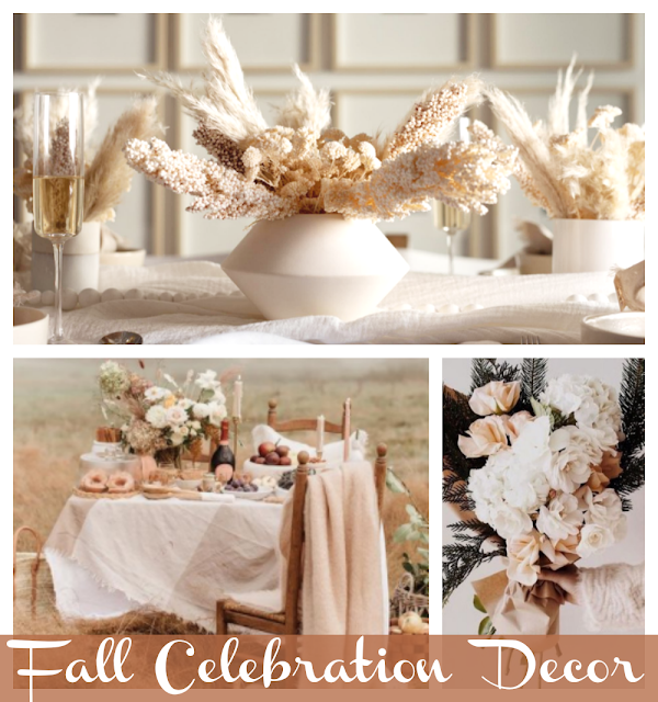 Inspiring Fall Celebration Decor