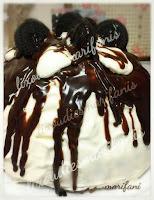 Τούρτα παγωτό Ιγκλού - by https://syntages-faghtwn.blogspot.gr