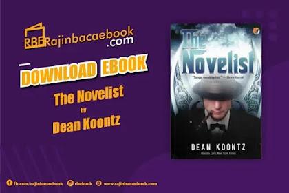 Download Novel The Novelist by Dean Koontz Pdf