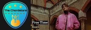 Ruel - FREE TIME Guitar Chords