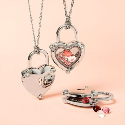 Shop the Origami Owl Limited Edition Valentine's Day Collection at StoriedCharms.com