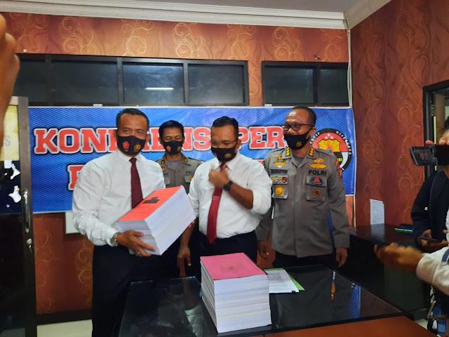 Polda Jambi Tangani Dugaan Korupsi Rp 1,2 Miliar di RS Hanafie Bungo