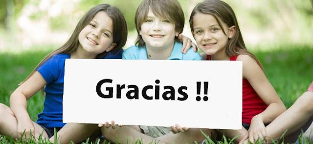 El valor de enseñar a los niños a dar las gracias, pedir por favor o saludar y despedirse