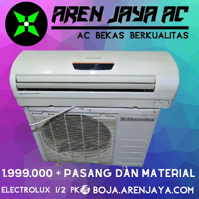 Jual AC Electrolux 1/2 PK Gratis Pemasangan Semarang